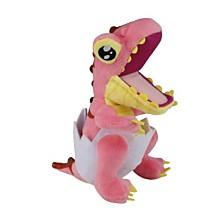 "Ryans World 6.5"" Medium Plush Baby T-Rex"