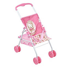 Hello Kitty 3 Piece Baby Doll Playset