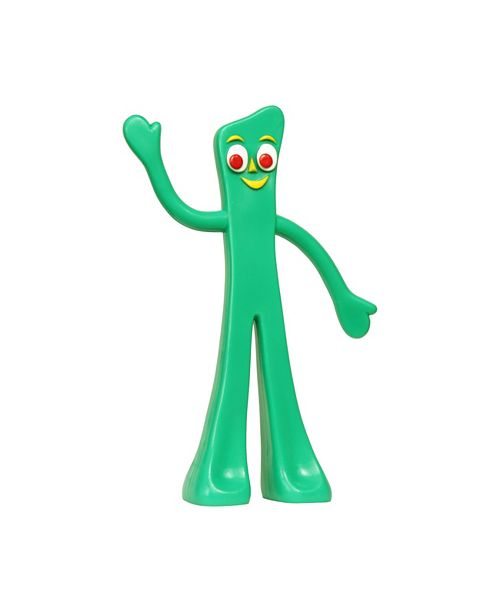 "Gumby NJ Croce 6"" Bendable Figure"