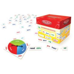 Junior Learning Syllabuilders The Exciting Syllable Game