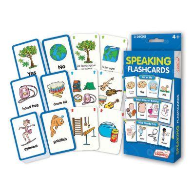 Junior Learning Speaking Flashcards