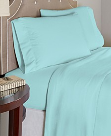 Luxury Weight Cotton Flannel Sheet Set