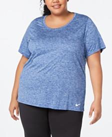 Nike Plus Size Dry Legend Training T-Shirt