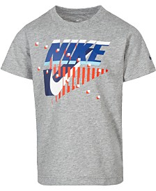 Nike Little Boys Logo-Print T-Shirt