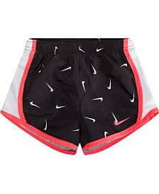 Nike Toddler Girls Printed Tempo Shorts