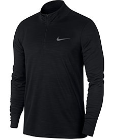 Nike Men's Big & Tall Superset Quarter-Zip Training Top