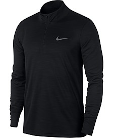 Nike Men's Superset Quarter-Zip Training Top
