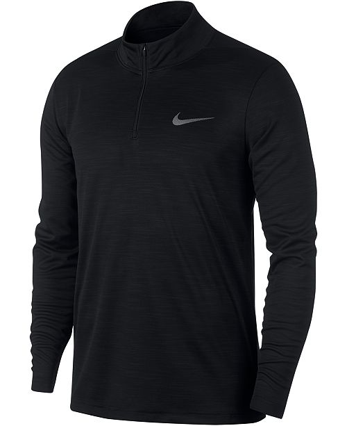 98ca8f56 Nike Men's Superset Quarter-Zip Training Top & Reviews - Hoodies ...