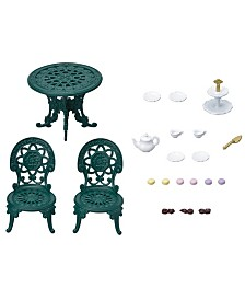 Calico Critters - Tea And Treats Set