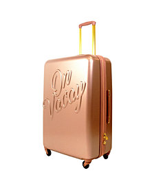 "Macbeth Collection 29"" On Vacay Spinner Suitcase"