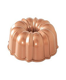 Copper Cast Bundt Pan