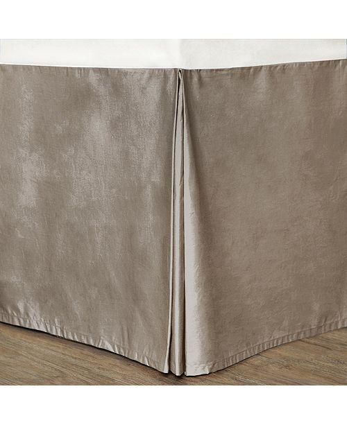 Epoch Hometex inc Cottonloft Colors Cotton Bed Skirt, Queen