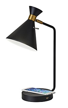 Maxine Wireless Charging Desk Lamp