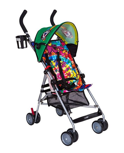 Daphyl's Grateful Dead Ultralight Foldable Stroller