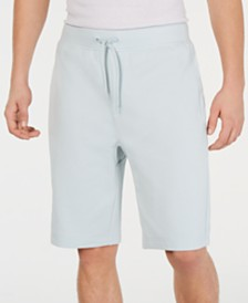 ID Ideology Men's Brushed-Fleece Shorts, Created for Macy's