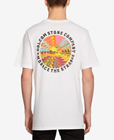 Volcom Men's Voleidospoica Graphic T-Shirt