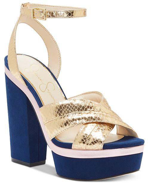 e00b1761797 Jessica Simpson Lavada Dress Sandals  Jessica Simpson Lavada Dress Sandals  ...