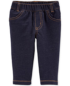 Carter's Baby Boys Cotton Denim Pants
