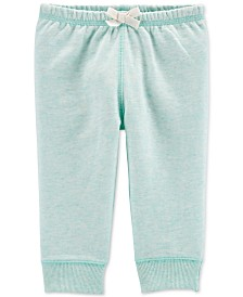 Carter's Baby Girls Cotton Jogger Pants