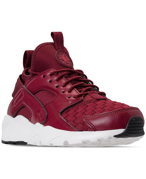 49fb8fde74a Nike. Men s Air Huarache Run Ultra SE Casual Sneakers from Finish Line. Be  the first to Write a Review.  130.00