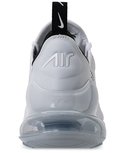 Nike Men S Air Max 270 Casual Sneakers From Finish Line Reviews