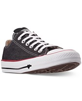 1850a5ce1a06 Converse Unisex Chuck Taylor Ox Casual Sneakers from Finish Line