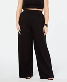 Rebdolls Wide Leg Pants