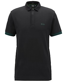 1a9230f73 Hugo Boss Boss Men's Paddy Polo & Reviews - Polos - Men - Macy's