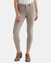 1c1cd624ba Lucky Brand Ava Mid-Rise Skinny Ankle Jeans