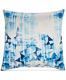 "Barret Multicolor Silk 20""x20"" Decorative Pillow"