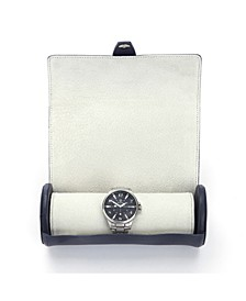 Suede Lined Travel Watch Roll
