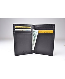 Royce New York RFID Blocking Compact Credit Card Case