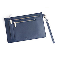 Royce New York RFID Blocking Cross Body Bag
