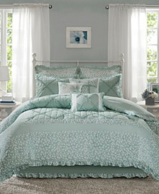Mindy 9-Pc. Cotton Bedding Sets