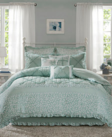 Madison Park Mindy 9-Pc. Cotton Bedding Sets