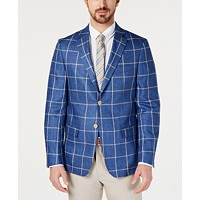 Deals on Lauren Ralph Lauren Mens UltraFlex Classic-Fit Linen Sport Coat