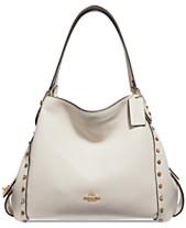 COACH Edie 31 in Pebble Leather Shoulder Bag a2e83dd9d9316