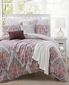 Upton Park 3 Pc. Duvet Sets
