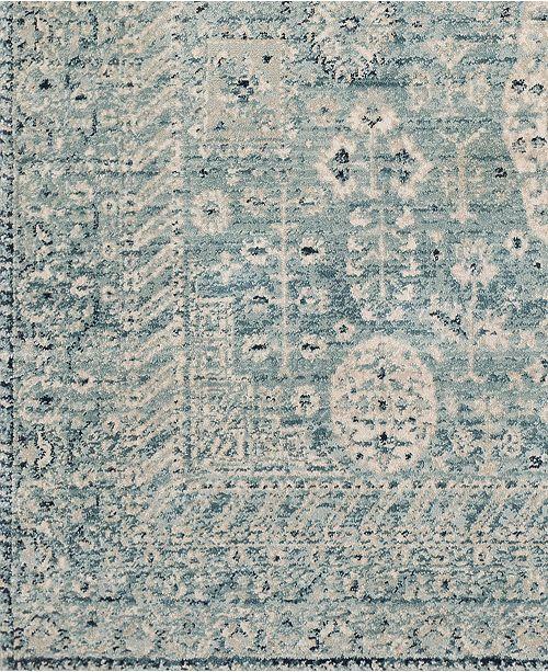 """Surya Mesopotamia MEP-2302 Medium Gray 18"""" Square Swatch"""