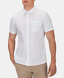 Hurley Men's Palm Graphic Shirt
