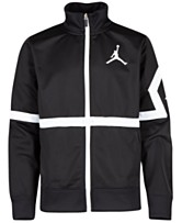 3f799f364134 Jordan Little Boys Diamond Track Jacket