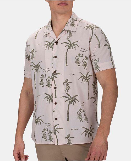 Hurley Men's Aloha Woven Shirt