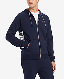 Tommy Hilfiger Men's Darren Graphic Hoodie, Created for Macy's
