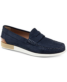 Johnston & Murphy Men's Mizell Penny Loafers, Created for Macy's