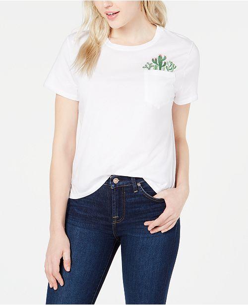Cactus Pocket T Shirt