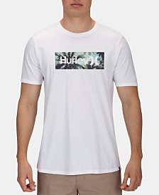 Hurley Men's Canopy Graphic T-Shirt
