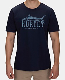 Hurley Men's Waterman Graphic T-Shirt