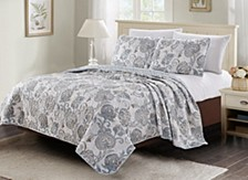 Barcelona 3 Piece Quilt Set Full/Queen