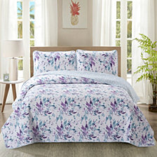 Nikki 3 Piece Quilt Set Full/Queen
