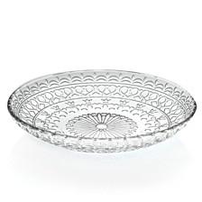 "Lorren Home Trends Medici 7"" Fruit/Salad Plates - Set of 4"